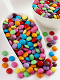 Smarties in Scoop and Small Bowl