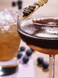 Sherry Drinks: El Deseo Del Cardenal and Cafe Del Flor