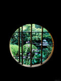 View from the Window  Tentokuin Temple  Kyoto  Japan