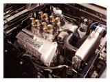 1965 Mustang Fastback FR500 Engine