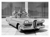 Edsel Convertible  1958