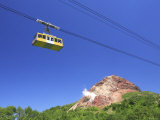 Mt Showa Shinzan and Cable Car