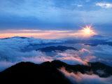 Morning View from Tsubetu Pass