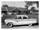 Fairlane Town Sedan  1955