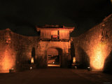 Shuri Castle by Night