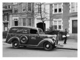 1939 Ford V8 Panel Delivery Truck