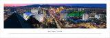 Las Vegas, Nevada Reproduction d'art par James Blakeway