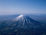 Aerial View of Mt Yotei