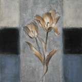 Tulips in Blue II