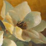 Magnolias Aglow at Sunset II (detail)