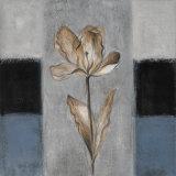 Tulips in Blue I