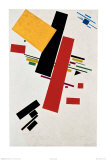 Dynamischer Suprematismus Nr 57  c1916