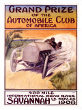 Automobile Club of America  Savannah Race