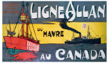 Ligne Allan Canada