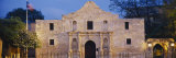 Facade of a Church  Alamo  San Antonio  Texas  USA