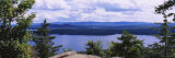 Piseco Lake  Adirondack Mountains  New York  USA