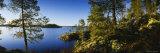 Lake Saimaa  Puumala  Finland