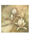 Burlap Magnolia I