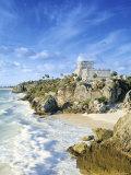 Tulum  Yucatan Peninsula  Mexico