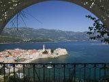 Old Town  Budva  Montenegro
