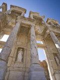 Library of Celsus  Ephesus  Turkey