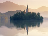 Lake Bled  Gorenjska  Slovenia
