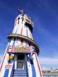 Helter Skelter at Brighton Pier  Brighton  Sussex  England