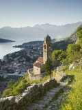 Gospa Od Zdravlja Church  Kotor  Kotor Bay  Montenegro