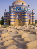 15th Century Mausoleum of Bibi Jawindi  Uch Sharif  Pakistan