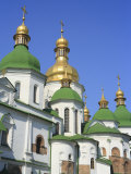 Saint Sophia Cathedral  Kiev  Ukraine