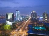Deira Buildings Along Dubai Creek and Baniyas Road  Dubai  United Arab Emirates