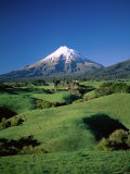 MtEgmont  Taranaki  North Island  New Zealand
