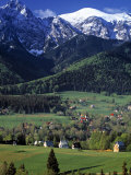 Zakopane  Tatra Mountains  Poland