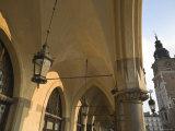 Poland  Krakow  Old Town  Market Square  Cloth Hall
