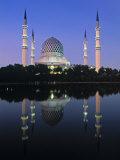 Mosque  Shah Alam  Selangor Region  Malaysia
