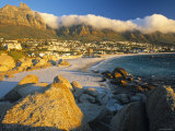 Clifton Bay and Beach  Cape Town  South Africa