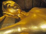 Reclining Buddha  Grand Palace  Bangkok  Thailand