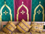 Moroccan Dinner Tent  Hotel Ksar Tinsouline  Zagora  Draa Valley  Morocco