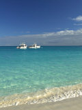 Beach at Grace Bay  Providenciales Island  Turks and Caicos  Caribbean
