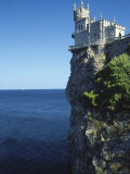 Swallows Nest  Yalta  Crimea  Ukraine