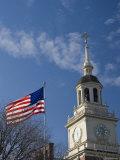 Independence Hall  Philadelphia  Pennsylvania  USA