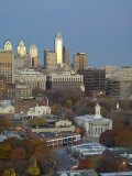 Old City and Independence National Historic Park  Downtown  Philadelphia  Pennsylvania  USA