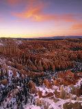 Bryce Canyon  Utah  USA