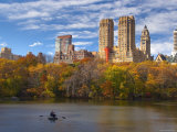 Central Park  New York City  USA