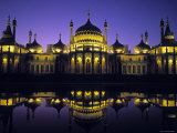 Royal Pavilion  Brighton  East Sussex  England