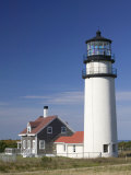 Cape Cod Lighthouse  Truro  Cape Cod  Massachusetts  USA