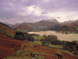 Ullswater  Lake District  Cumbria  England