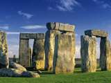 Stonehenge  Wiltshire  England