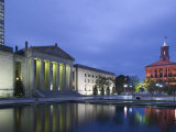 State Capitol and War Memorial Auditorium  Nashville  Tennessee  USA