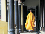 Buddhist Monk  Hue  Vietnam